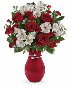Pair Of Hearts Bouquet
